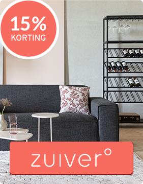 Musthaves.nl   15% korting op alles van Zuiver!