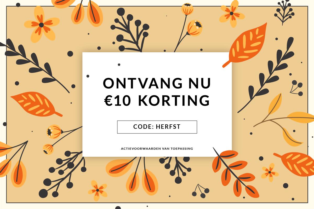 Musthaves.nl | Gebruik kortingscode HERFST voor €10,- korting!
