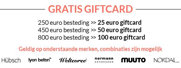 Musthaves.nl | Ontvang direct een gratis giftcard bij diverse merken.