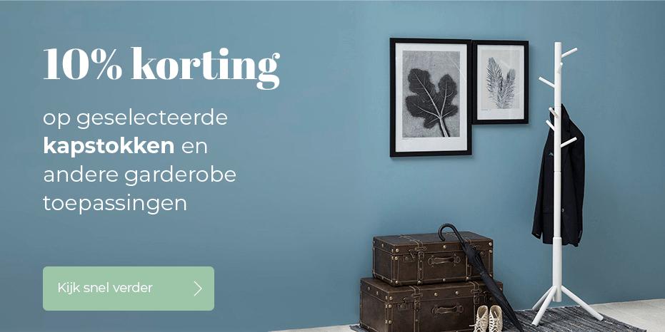 Musthaves.nl | 10% korting op geselecteerde kapstokken!