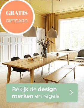 Musthaves.nl | Gratis Musthaves Giftcard op diverse design merken!