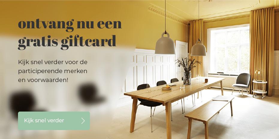 Musthaves.nl | Gratis shoptegoed bij diverse design merken!