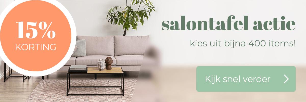 Musthaves.nl | 15% korting op ruim 400 salontafels!