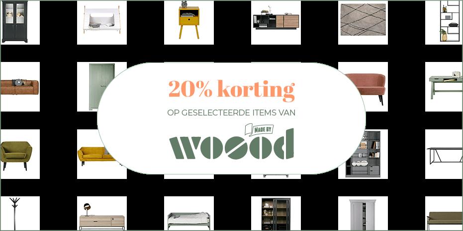 Musthaves.nl | 20% korting op werkelijk alles van WOOOD!