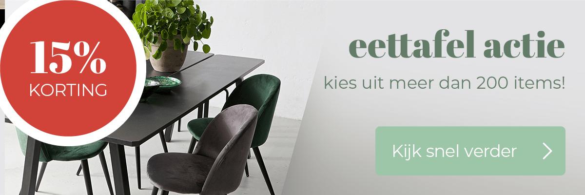 Musthaves.nl | 15% korting op meer dan 200 eettafels!