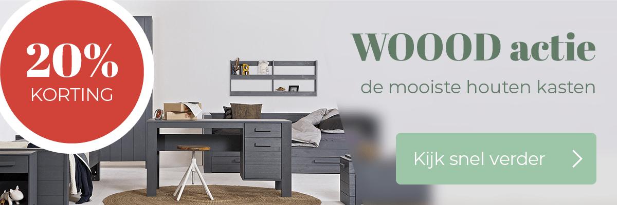 Musthaves.nl | 20% korting op alles van het merk WOOOD!