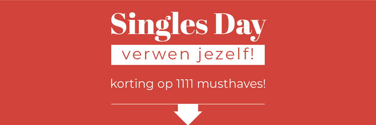 Musthaves.nl | Singles Day! Tot 20% korting op 1111 musthaves!