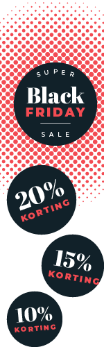 Musthaves.nl | Shop nu Black Friday met 15% korting!