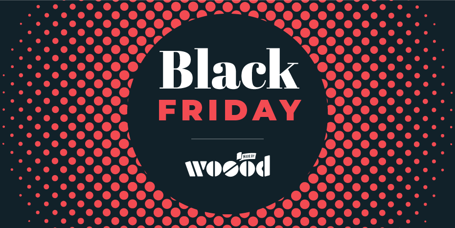 Black Friday bij Musthaves.nl | Black Friday kortingen op WOOOD!
