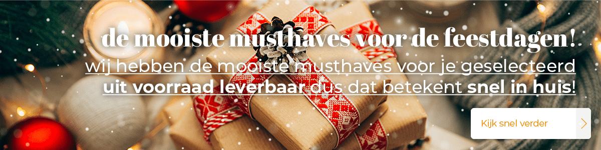 Musthaves.nl | Shop de mooiste musthaves, direct uit voorraad leverbaar!
