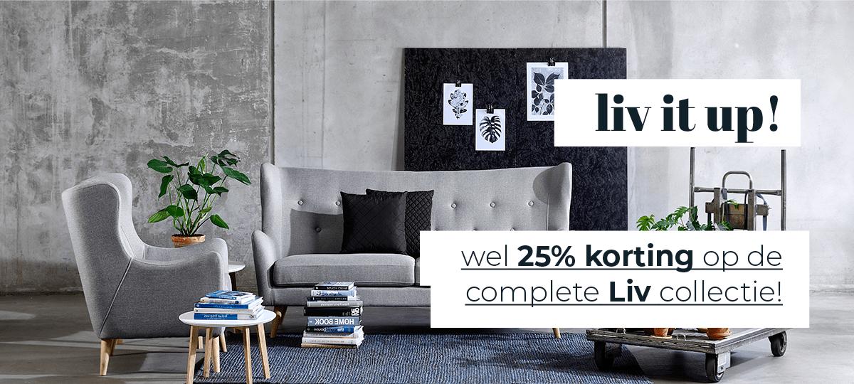 Musthaves.nl | 25% korting op de complete collectie van Liv!