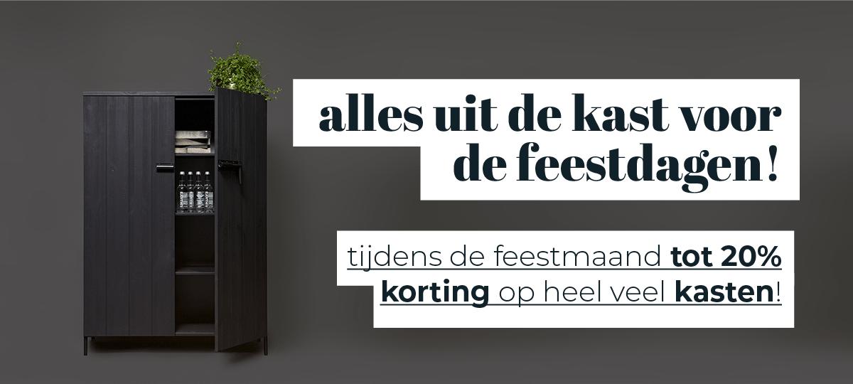 Musthaves.nl | 20% korting op de mooiste kasten!