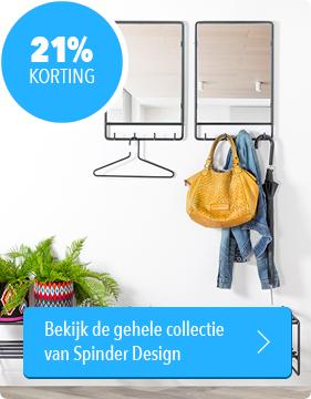 Musthaves.nl | Alles van Spinder Design tijdelijk met 21% korting!