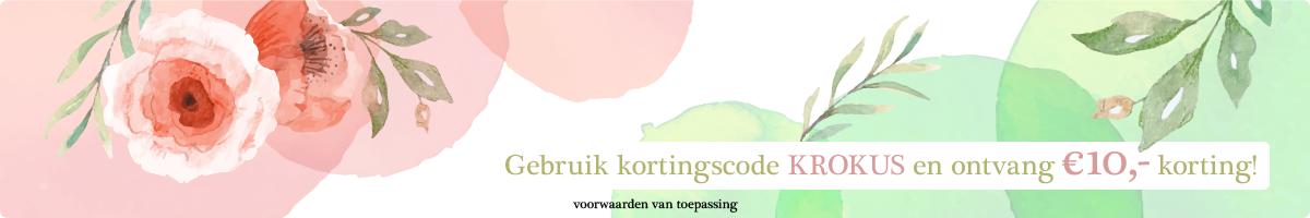 Musthaves.nl | Gebruik kortingscode KROKUS voor €10 korting!