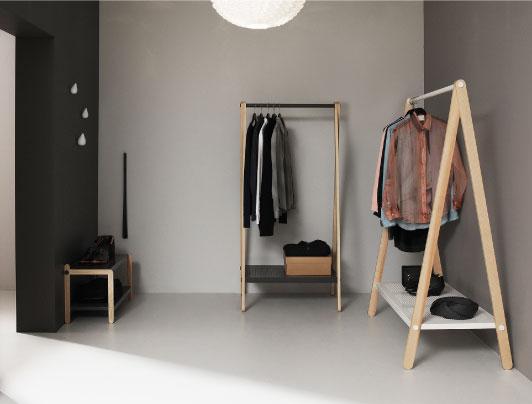 Garderoberekken