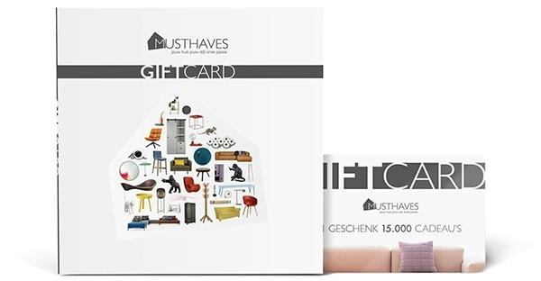 Musthaves Giftcard