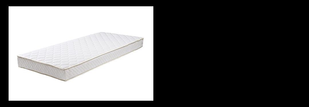 Bonell matras Woood 90x200cm